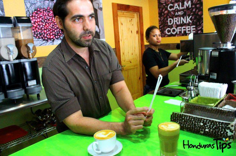 Sabores dulces y cítricos le esperan en Don Café.