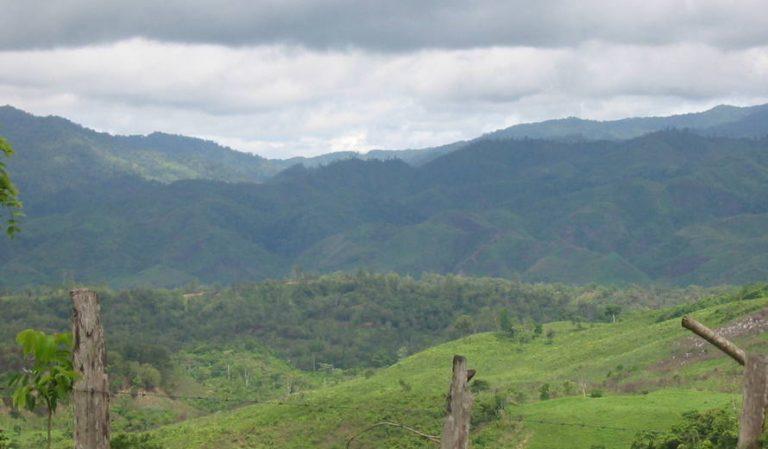 Panorámica de la biosfera de Río Plátano (foto Unesco)
