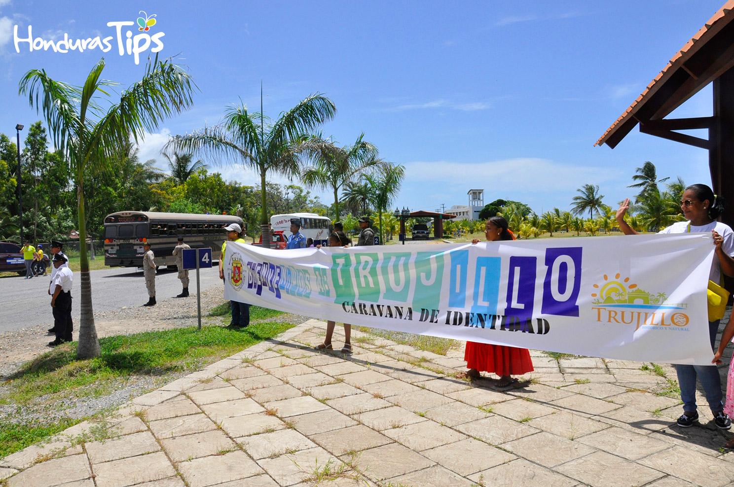 La Unidad de Turismo Municipal preparó muchas actividades para los asistentes a Caravanas de Identidad.