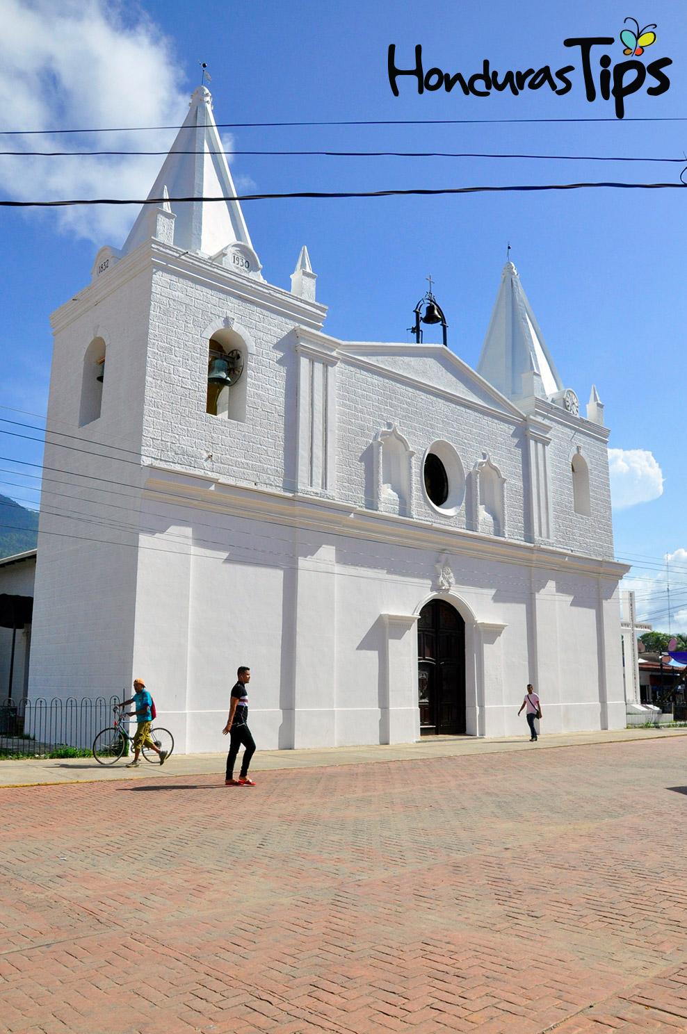 El casco histórico de Trujillo impresionó a los visitantes.