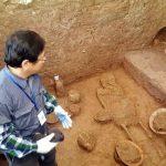Presentan hallazgo en Copán Ruinas