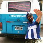 Honduras se roba el corazón de viajero argentino