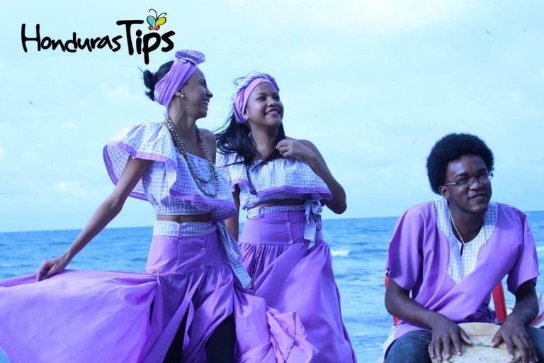 Los garífunas son considerados patrimonio intangible de la humanidad por la Unesco.