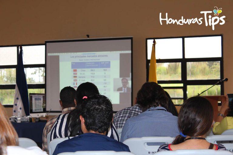 El representante de la OMT explicó la visión del turismo rural en la organización.
