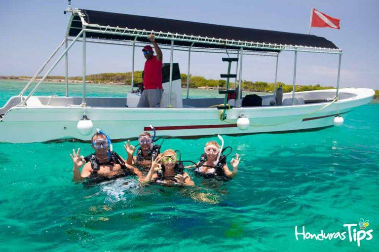 Roatán es la isla más desarrollada del departamento insular de Honduras.