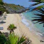 Roatán el paraíso en el Caribe.
