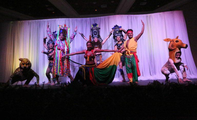 Nuestra cultura presente en los premios Copán 2016.