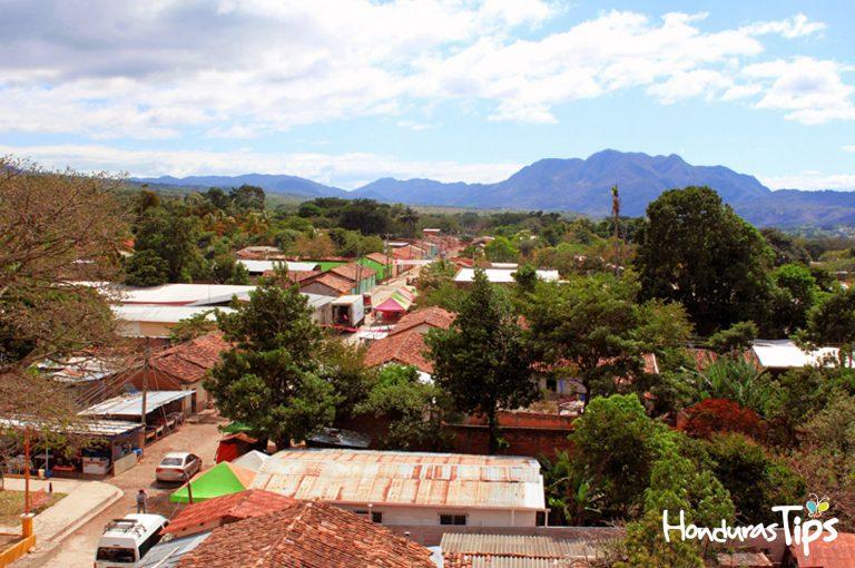 Ocotepeque tiene una belleza natural, llena de casas de tejas y mucha historia por descubrir.