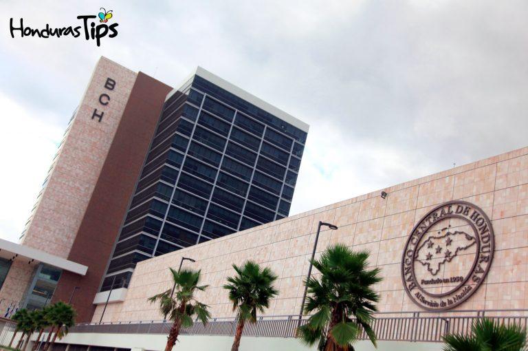 Banco Central de Honduras (nuevo edificio)
