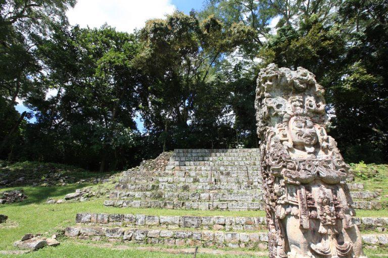 Sus templos y estalas son la atracción de miles de turistas anualmente.