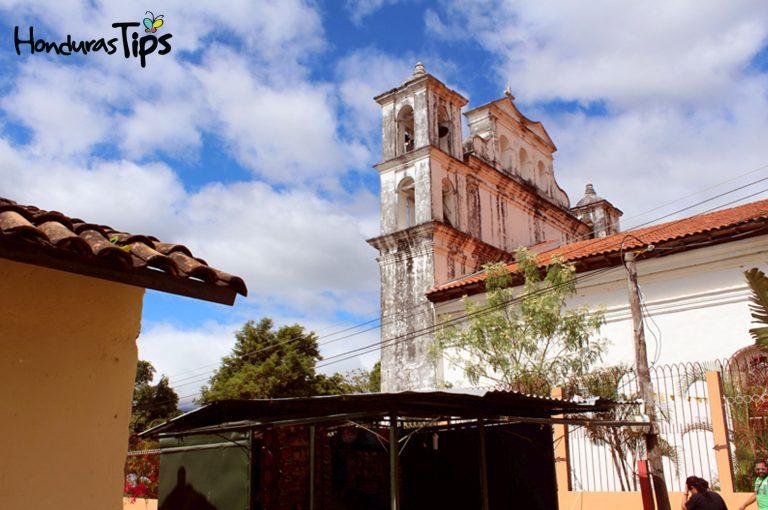 Casco histórico de la Antigua Ocotepeque, un acceso al pasado en el presente.