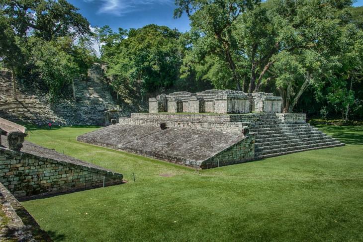 Honduras Cuenta con dos patrimonios mundiales de la humanidad declarados por la Unesco.