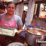 "La ""Big Mama"" de las baleadas hondureñas"