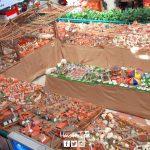 En Plaza Miraflores está el nacimiento más grande. Éste cuenta con más 300 figuras que representan una Honduras con grandes cosas que admirar.