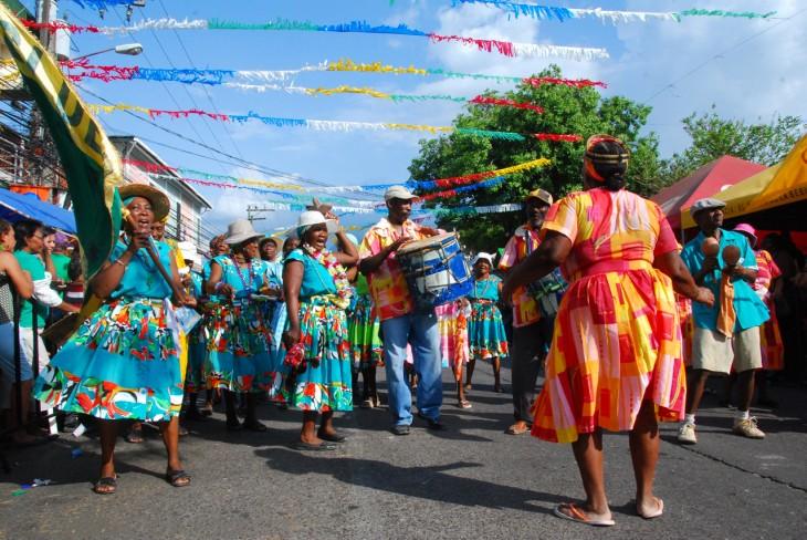 honduras cuenta con múltiples festivales, entre los más famosos esta el de La Ceiba.