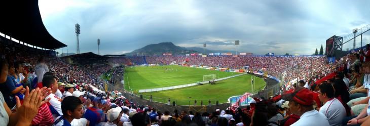 El fútbol es el deporte más practicado en Honduras, dos veces consecutivas ha asistido al mundial.