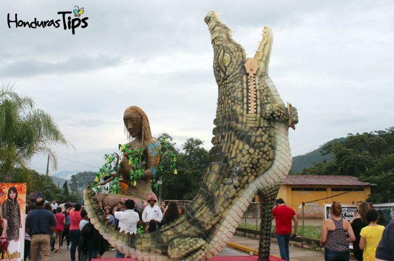 Las Chimeneas Gigantes han venido a darle un realce turístico a Trinidad, Santa Bárbara.