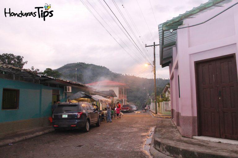 Algunos paisajes de Trinidad son sorprendentes, ver como se levanta la neblina es inspirador.