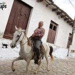 La gente de Cedros es humilde y servicial.
