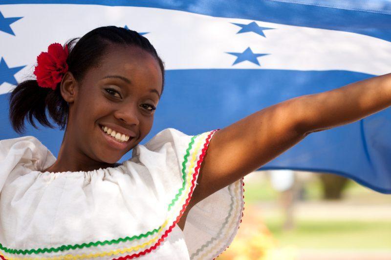 Los hondureños son buenas personas, esperando contar su historia al mundo.