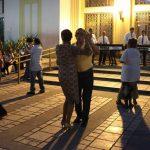 La Marimba Usula puede ser contratada para fiestas y eventos.