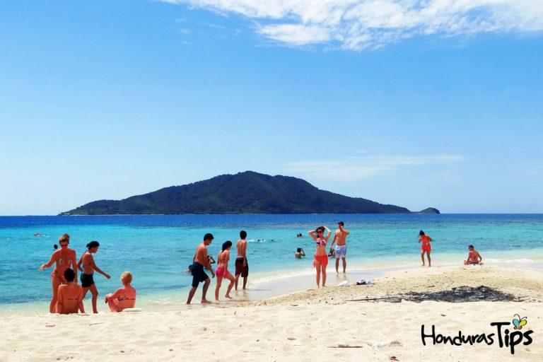 Islas de la Bahía es el paraíso para los que gustan del mar y playas hermosas.