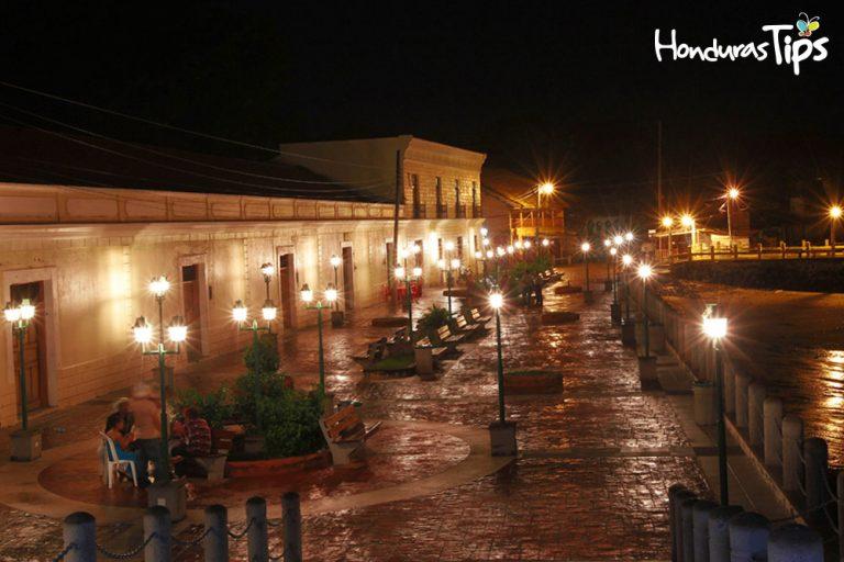 Amapala lugar emblemático del Sur de Honduras.