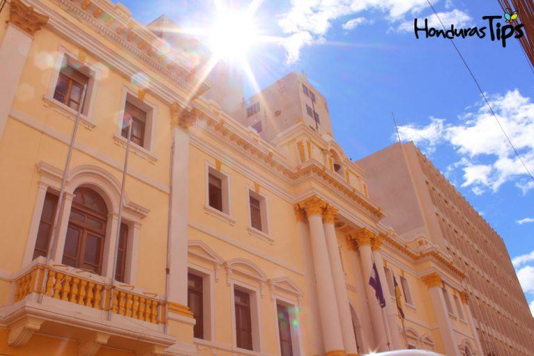 El Casco Histórico de Tegucigalpa es una maravilla.