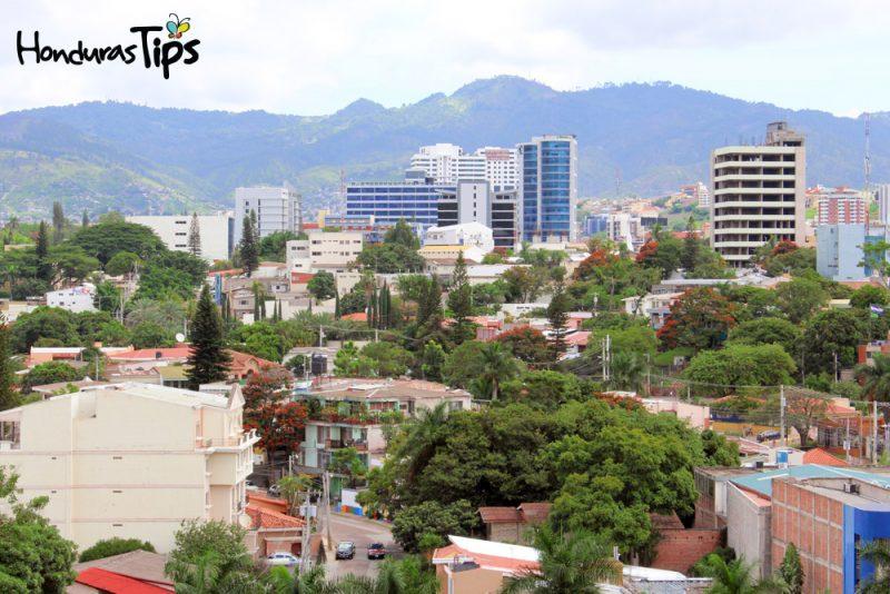 Tegucigalpa es una ciudad que debes visitar...