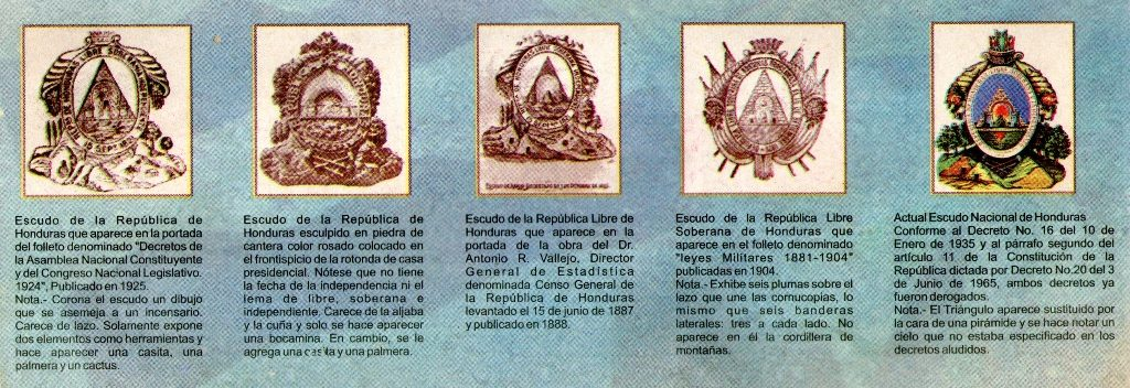 cambios del escudo