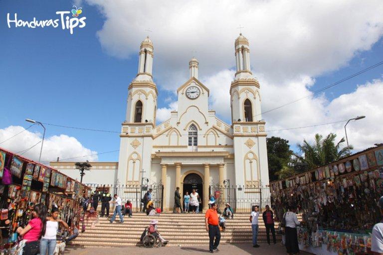 La ermita de Suyapa es un encantador lugar de la ciudad capital.