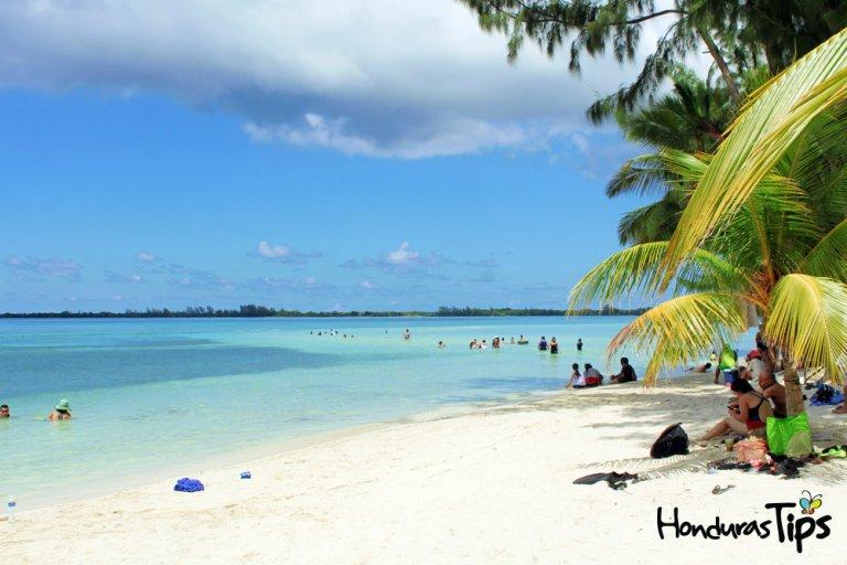 Water Cay, Utila