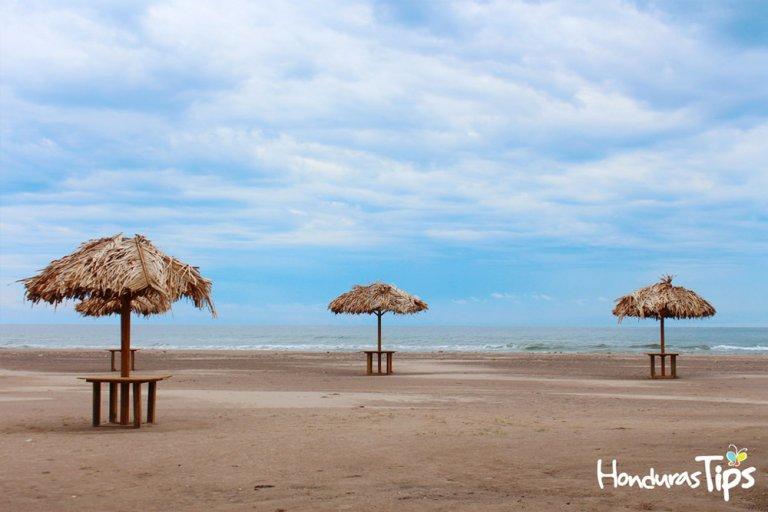 playa-el-faro-Puerto-Cortes