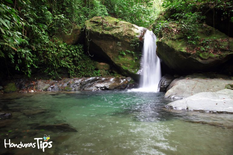 Rawacala es uno de los puntos que conecta con los ríos de Cuyamel-Omoa.