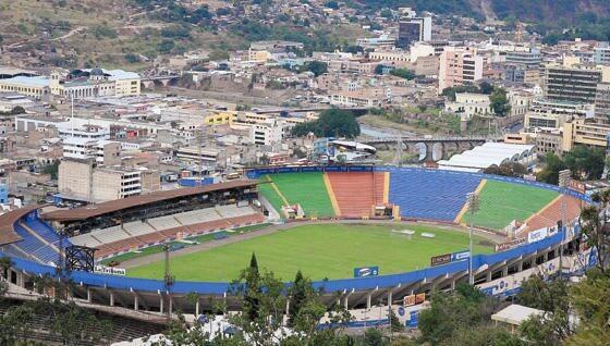 estadio nacional actualmente