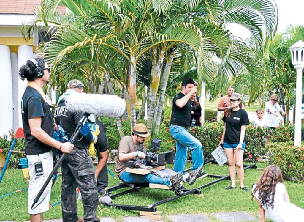 un lugar en el caribe actores