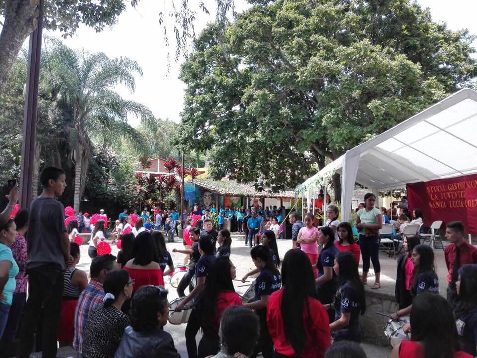 Primer Festival Gastronómico de la Juventud