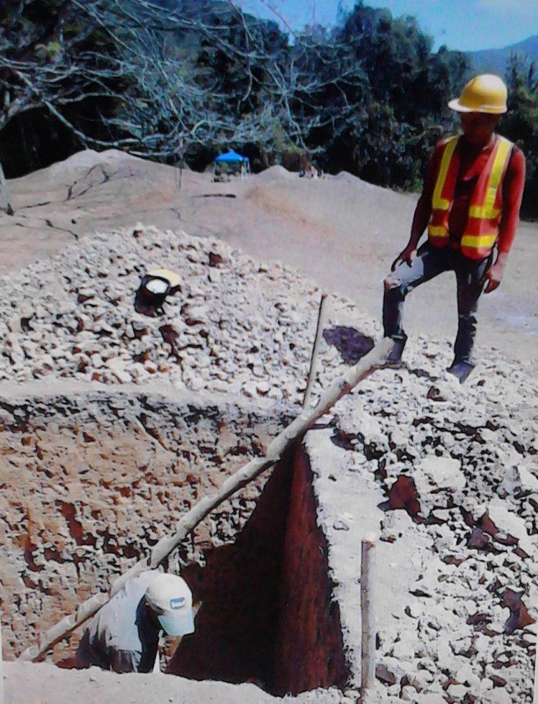 Más de cuatro sitios arqueológicos fueron estudiados en las orillas del río Patuca, estos serían soterrados por el agua.