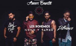 Amor bonito, la nueva producción musical de Los Bohemios con DiBrasco