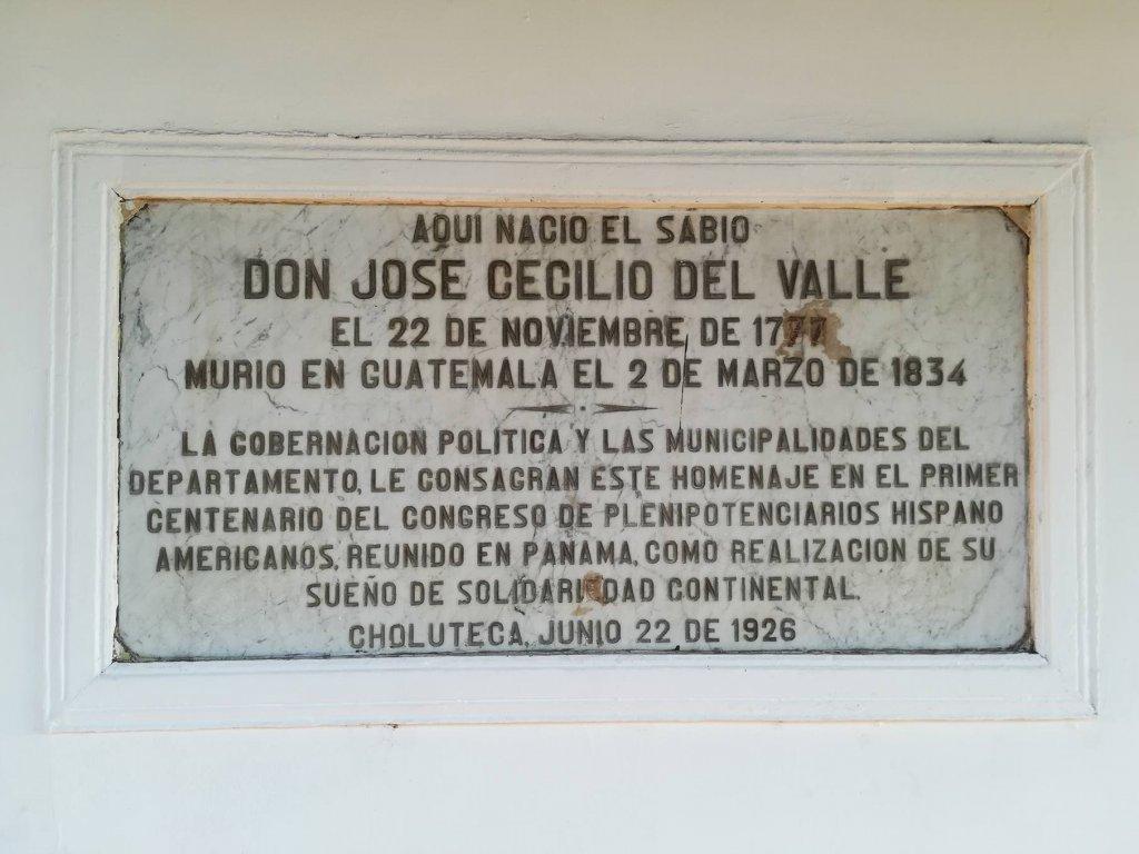 Casa Valle en Choluteca
