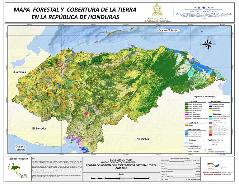 Mapa_Forestal_Honduras_Oficial