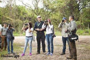 >Universidad El Zamorano abre sus puertas para practicar aviturismo en su Eco-Sendero