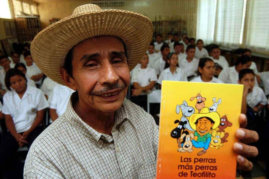 Teofilo Trejo, tradicion oral, libros
