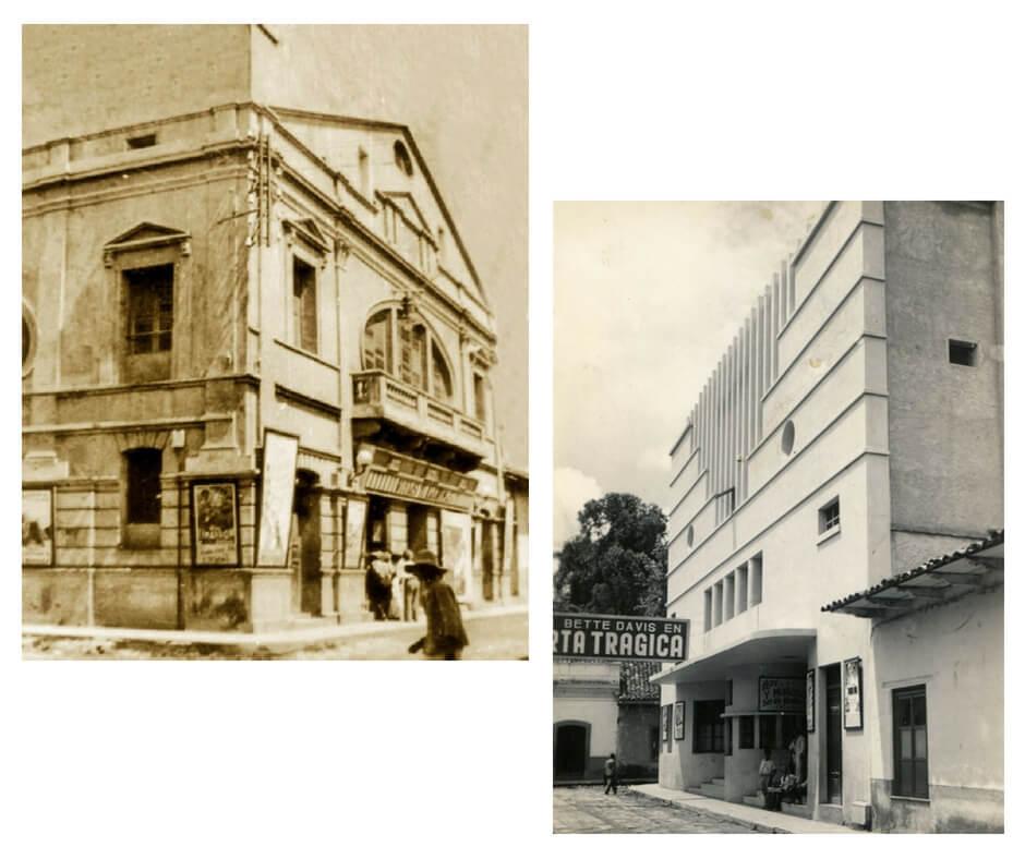 Cines en Honduras