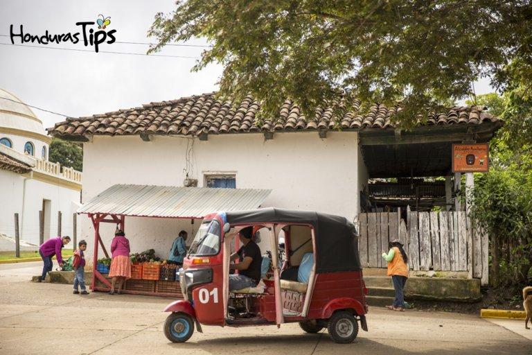 La tranquilidad que se vive en Yamaranguila es incomparable.