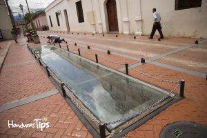 El sistema de alcantarillado más antiguo de Honduras se encuentra en Comayagua
