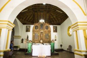 Comayagua: La parroquia de los Santos Mártires