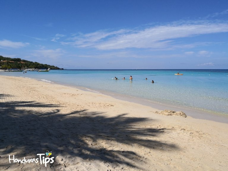 Las playas hondureñas son un deleite para el turista nacional y extranjero.
