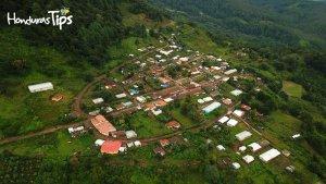 25 postales de Guajiquiro, cuna de la comunidad lenca
