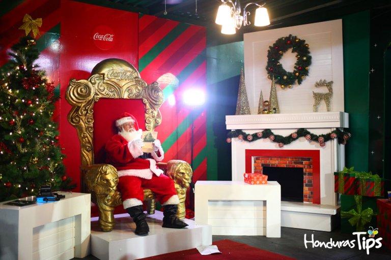 La navidad es una tradición muy celebrada por los hondureños.